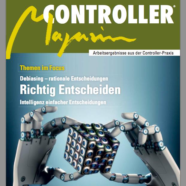 Title Controller Magazin, 41(2), 2016, Haufe Verlag